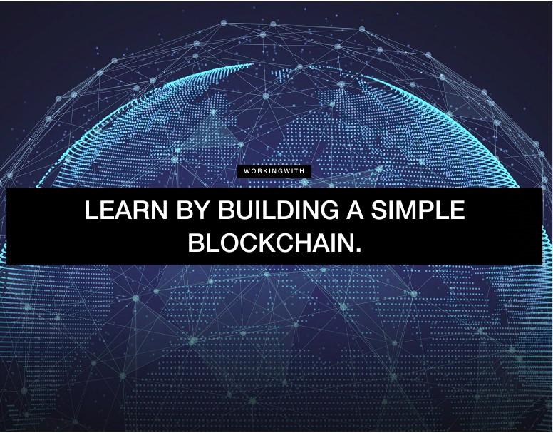 Constructing a Simple Blockchain using PYTHON - CUTTING EDGE